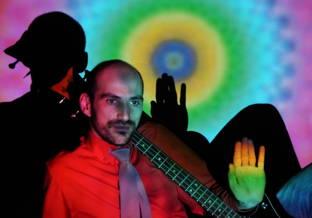 THE FOUR TO FOLLOW A SELECTIONS OF THE BEST NEW MUSIC ALL OVER AROUND - JON COHEN EXPERIMENTAL