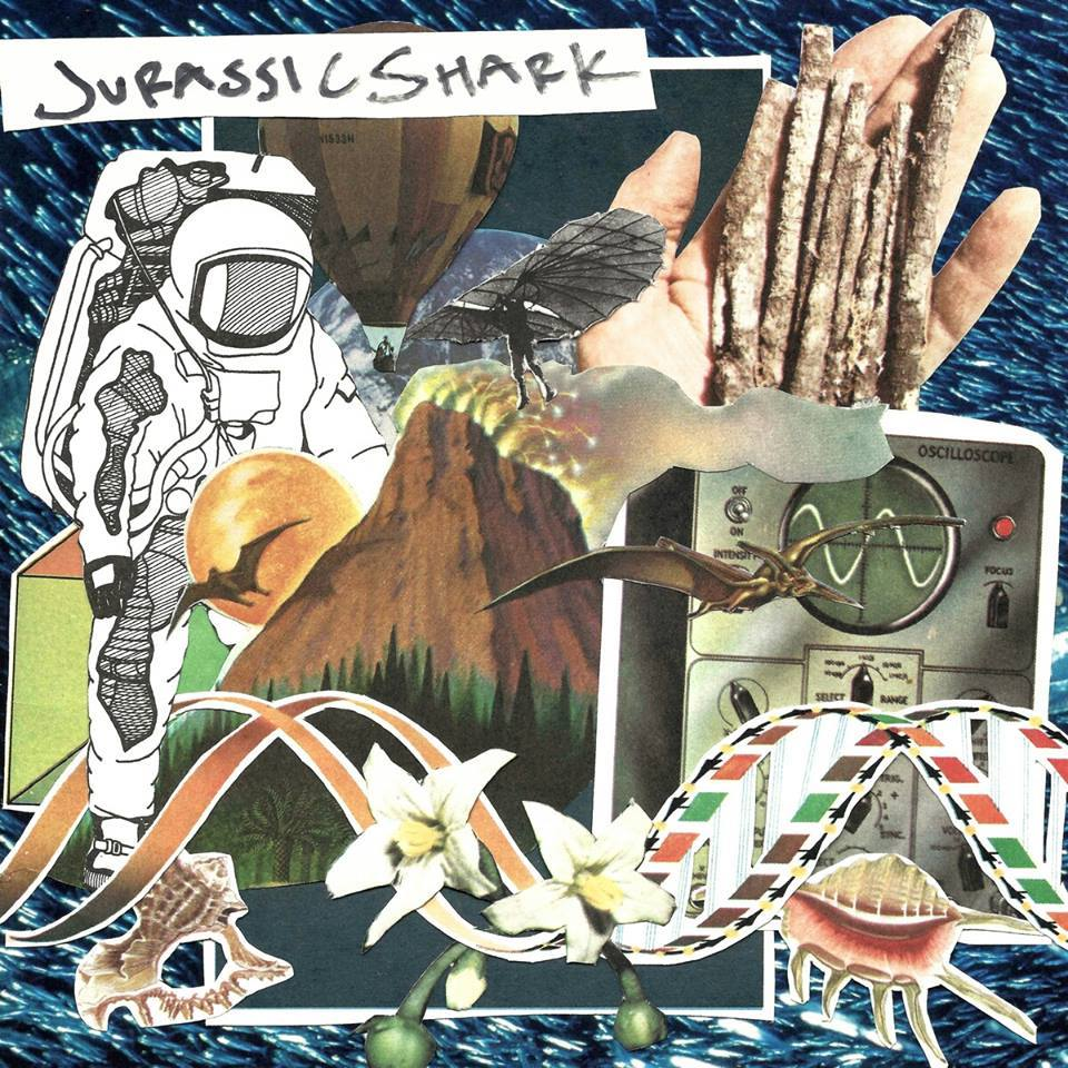 THE FOUR TO FOLLOW A SELECTIONS OF THE BEST NEW MUSIC ALL OVER AROUND - JURASSIC SHARK