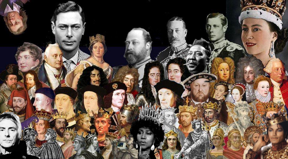Musical Royalty – Kings, Queens And Guillotines - feauture