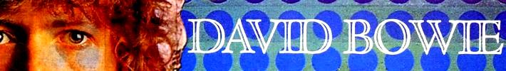 Ricky Palmer's soundtrack - David Bowie Cover Album
