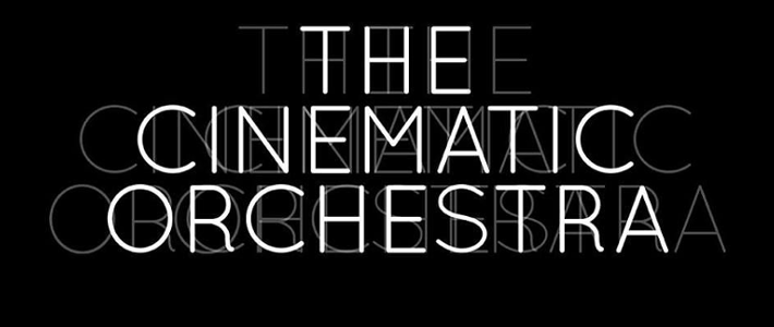 Cinematic orchestra new release