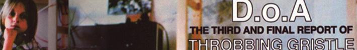 Ricky Palmer's soundtrack - Throbbing Gristle Cover Album