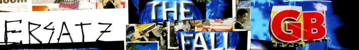 Ricky Palmer's soundtrack - The Fall