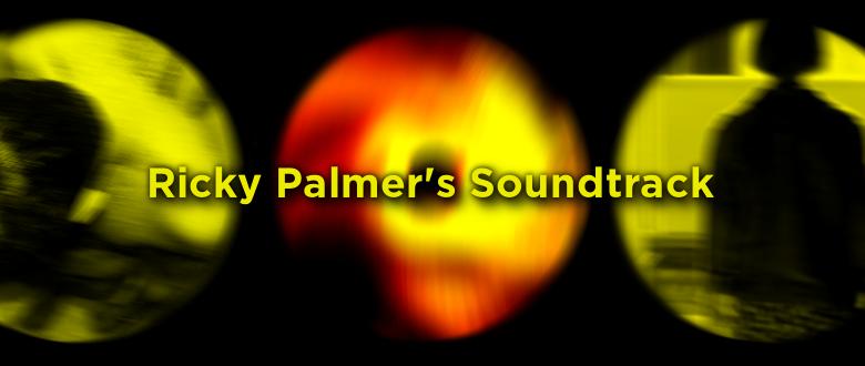 Ricky Palkmer's soundtrack - Cover Imagine