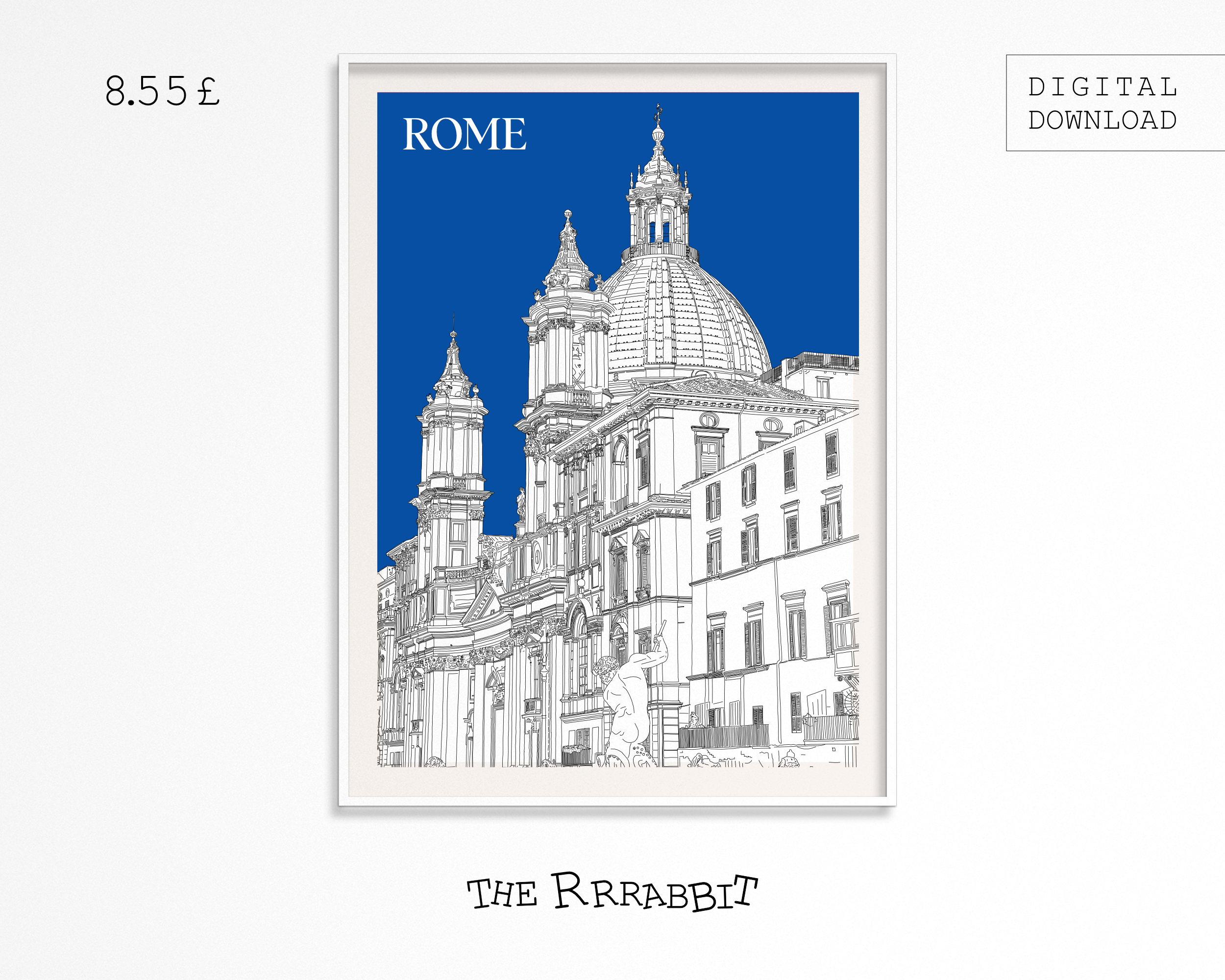 ROME DOWNLOADABLE POSTER WALL